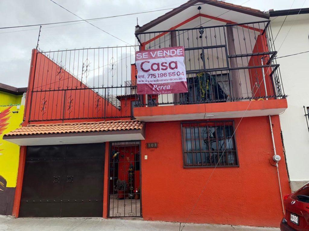 venta de casas en Tulancingo